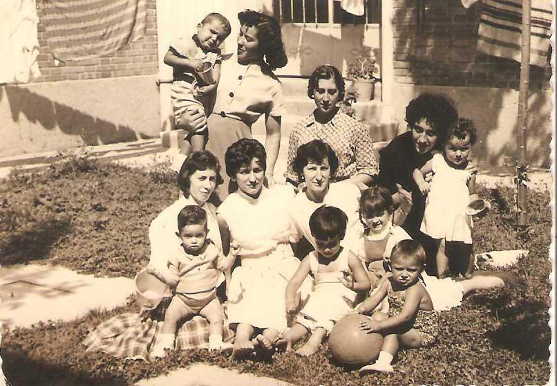 Antigua maternidad de Peñagrande
